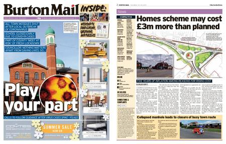 Burton Mail – July 18, 2020
