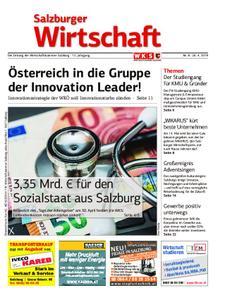 Salzburger Wirtschaft – 26. April 2019