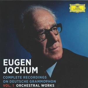 Eugen Jochum - Complete Recordings On Deutsche Grammophon Vol.1: Box Set 42CDs (2016) Re-up