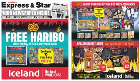 Express and Star Sandwell Edition – October 24, 2019