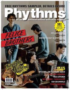 Rhythms Magazine - September-October 2019