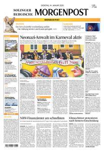 Solinger Morgenpost – 14. Januar 2020