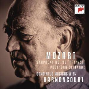 Nikolaus Harnoncourt & Concentus Musicus Wien - Mozart: March in D Major K. 335, Serenade in D Major K. 320 (2015) [24/44]