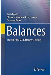 Balances: Instruments, Manufacturers, History [Repost]