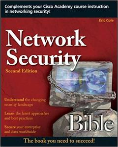 Network Security Bible (2nd Edition)