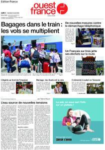 Ouest-France Édition France – 02 août 2019