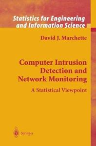 Computer Intrusion Detection and Network Monitoring: A Statistical Viewpoint (Repost)