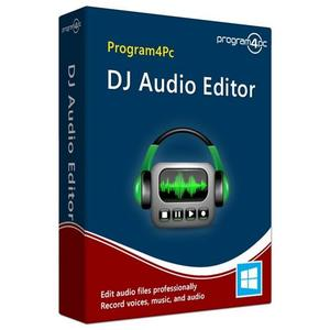 Program4Pc DJ Audio Editor 7.6 Multilingual