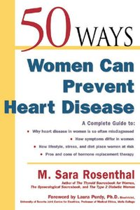 50 Ways Women Can Prevent Heart Disease (repost)