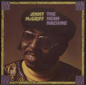 Jimmy McGriff - The Mean Machine (1976) {Groove Merchant GM-3311 rem 2007}