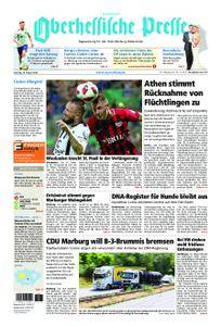 Oberhessische Presse Hinterland - 18. August 2018