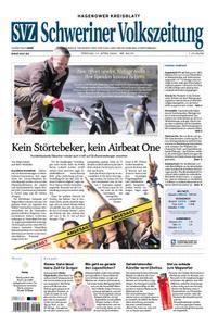 Schweriner Volkszeitung Hagenower Kreisblatt - 17. April 2020