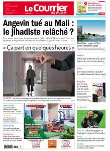 Le Courrier de l'Ouest Angers – 26 octobre 2020