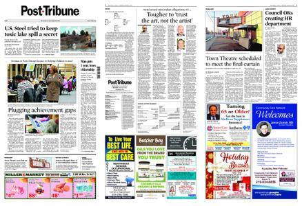 Post-Tribune – November 15, 2017