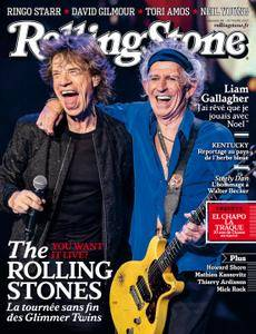 Rolling Stone France - septembre 2017