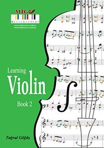 Learning Violin - 2nd Book