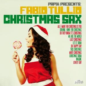 Papik, Fabio Tullio - Christmas Sax (2019)