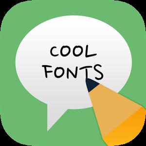 Cool Fonts for Whatsapp Pro v1.0