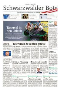 Schwarzwälder Bote Sulz - 12. Januar 2019