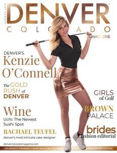 Denver Colorado - Summer 2019