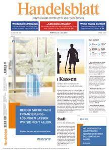 Handelsblatt - 30. Juli 2018