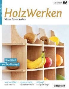 HolzWerken - Mai-Juni 2020