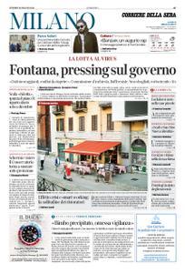 Corriere della Sera Milano – 29 maggio 2020