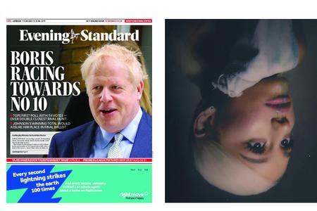 London Evening Standard – June 13, 2019