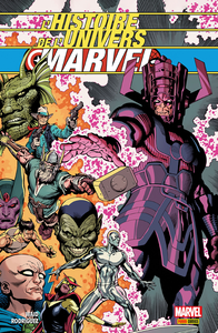 L'Histoire de L'Univers Marvel