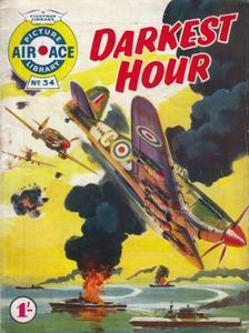 Air Ace Picture Library 034 - Darkest Hour [1961] (Mr Tweedy