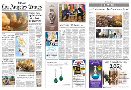 Los Angeles Times – October 27, 2019