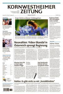 Kornwestheimer Zeitung - 20. Mai 2019