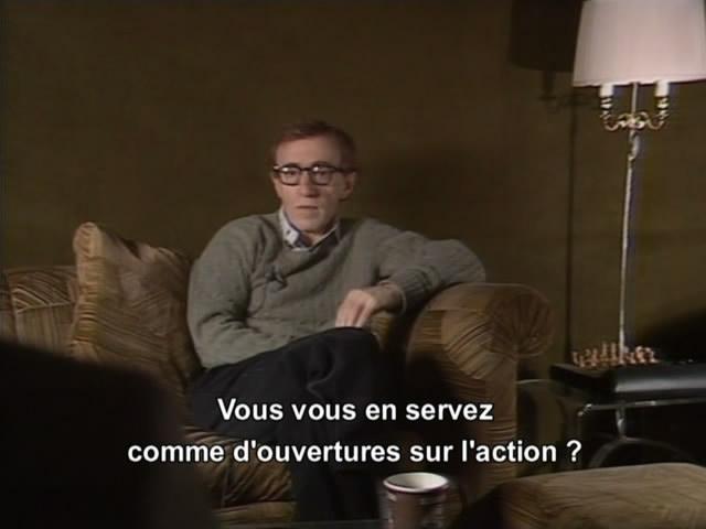 Meetin' Woody Alen - by Jean-Luc Godard (1986)