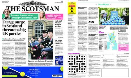The Scotsman – May 20, 2019