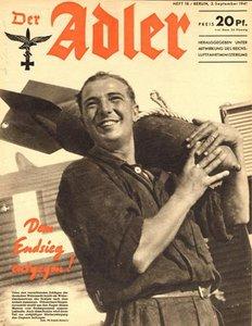 Der Adler № 18 1941