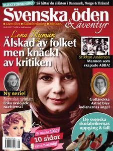 Svenska Öden & Äventyr – september 2017