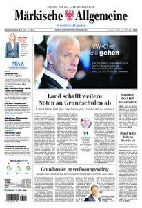 Märkische Allgemeine Westhavelländer - 11. April 2018
