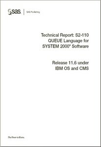 QUEUE Language for SYSTEM 2000® Software
