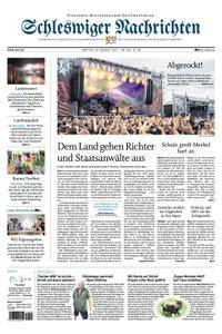 Schleswiger Nachrichten - 28. August 2017