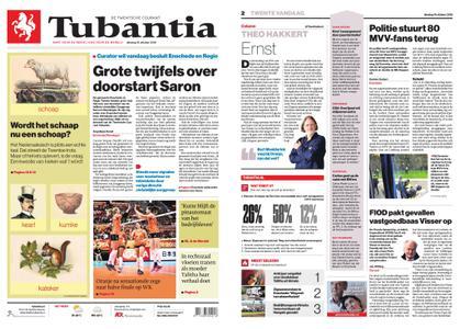 Tubantia - Enschede – 16 oktober 2018