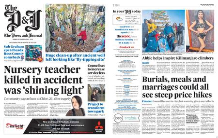 The Press and Journal Moray – October 28, 2019