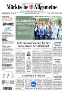 Neue Oranienburger Zeitung - 06. August 2019