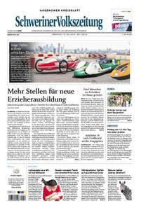 Schweriner Volkszeitung Hagenower Kreisblatt - 10. Juli 2018