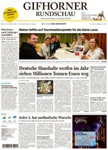 Gifhorner Rundschau - Wolfsburger Nachrichten - 09. Oktober 2019