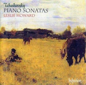 Tchaikovsky: Piano Sonatas