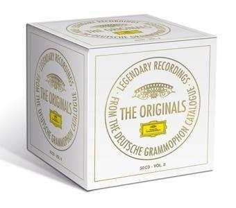 The Originals - Legendary Recordings Vol.II: Box Set 50CDs (2016) Re-up