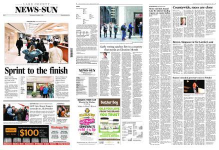 Lake County News-Sun – November 07, 2018