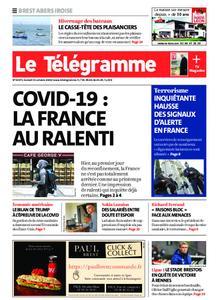 Le Télégramme Brest Abers Iroise – 31 octobre 2020