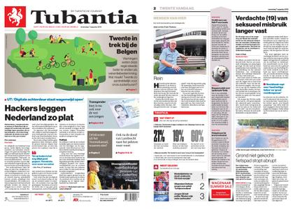 Tubantia - Enschede – 07 augustus 2019