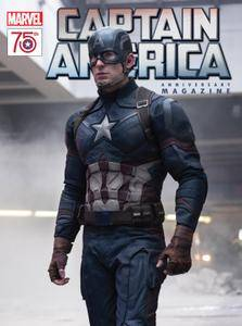 Captain America 75th Anniversary Magazine 2016 digital